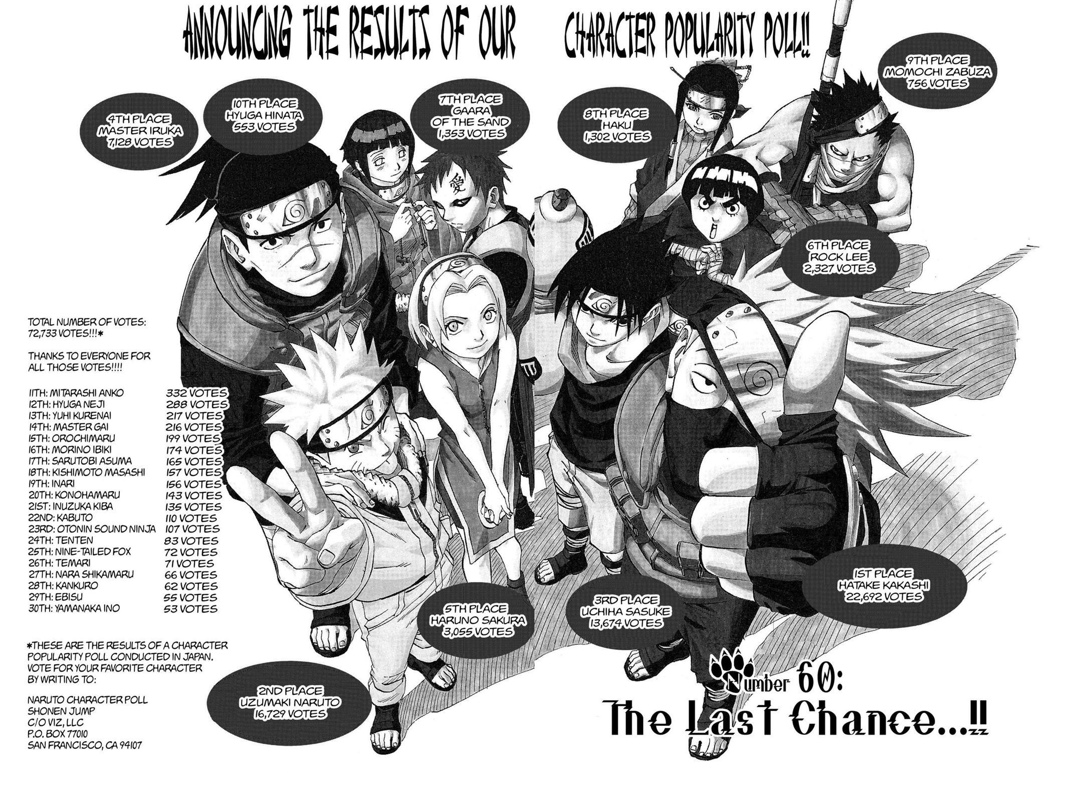 Naruto, Chapter 60 image 004