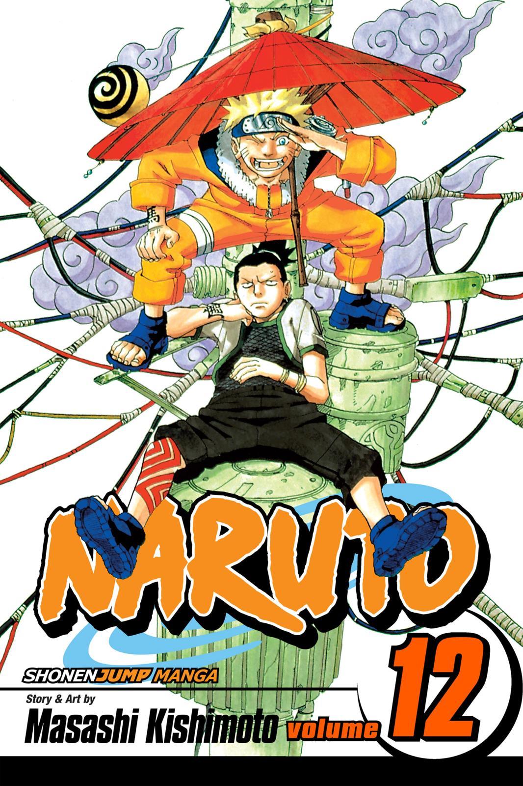 Naruto, Chapter 100 image 001