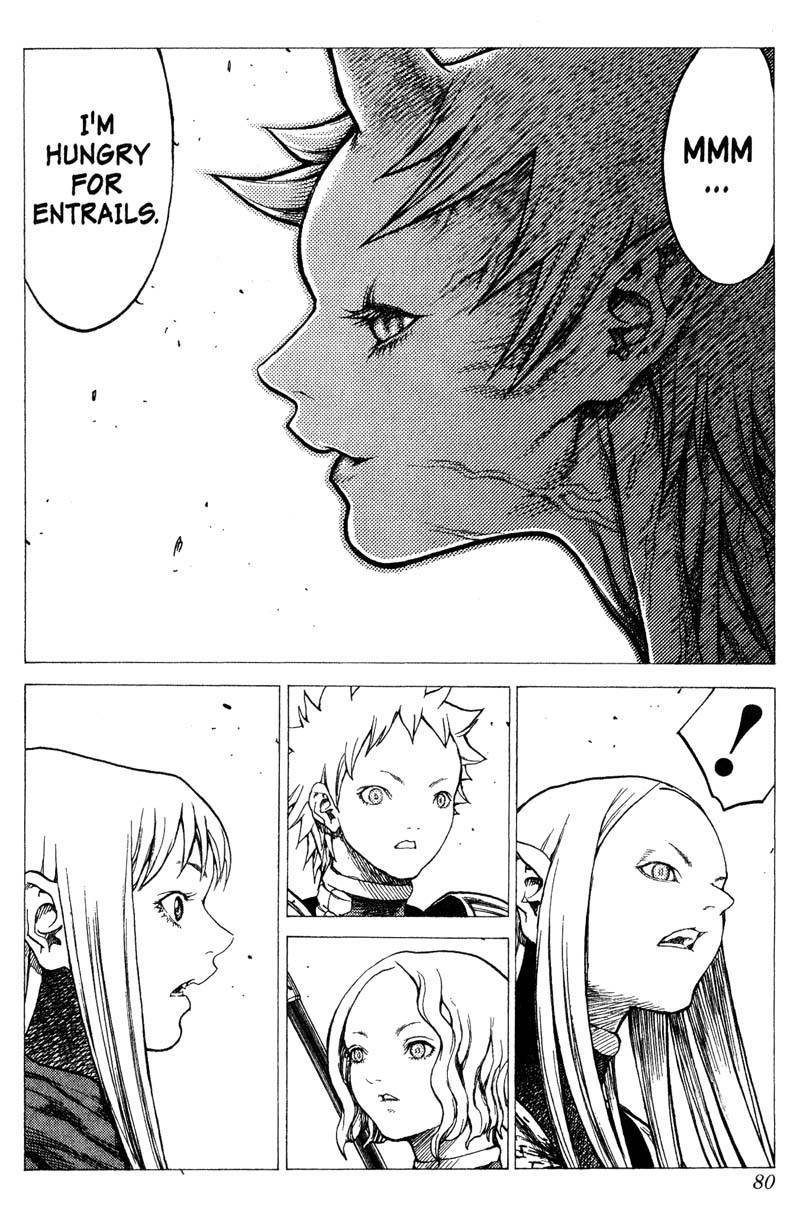 Claymore, Chapter 24 image 007