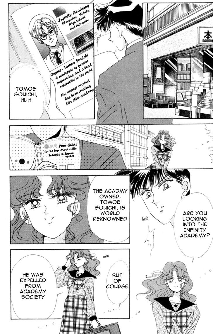 Sailor Moon, Cahpter 28 image 028