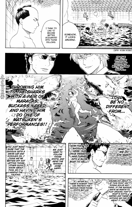 Gintama Chapter, 323 image 004