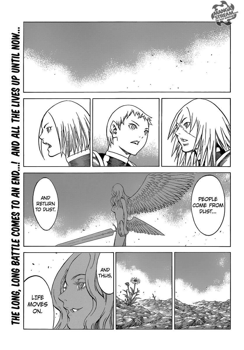 Claymore, Chapter 155 image 003