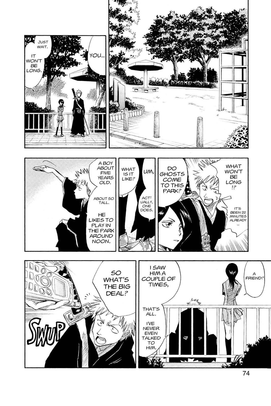 Bleach, Chapter 2 image 014