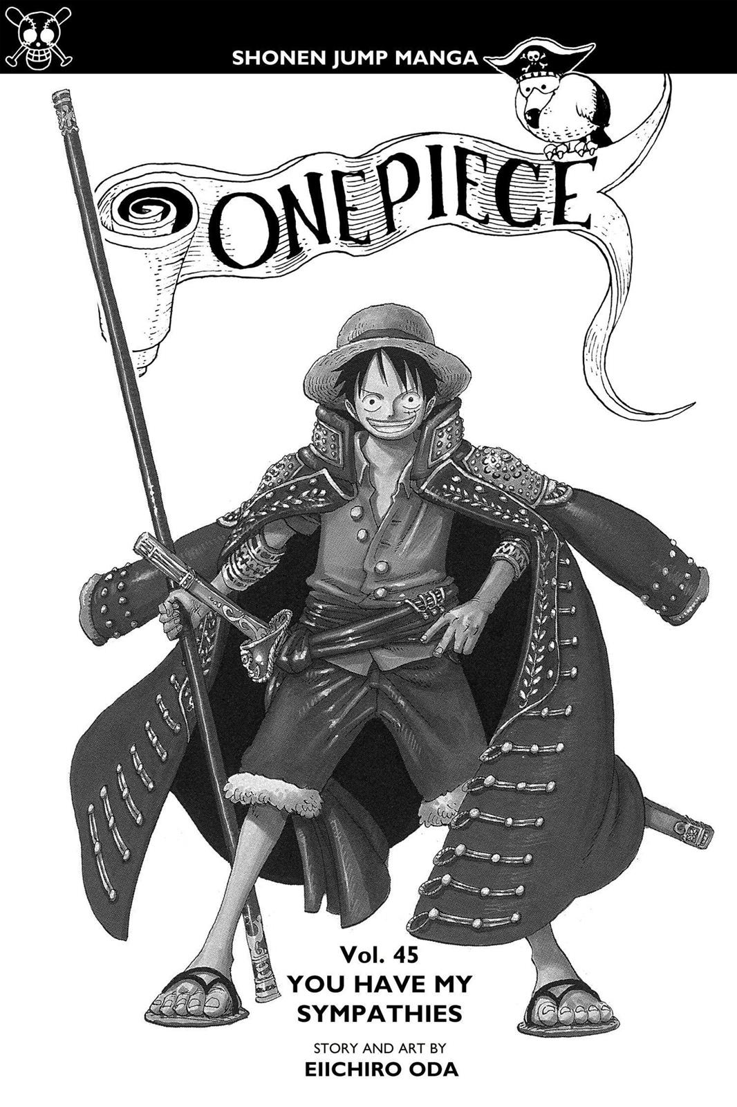 One Piece, Chapter 431 image 004