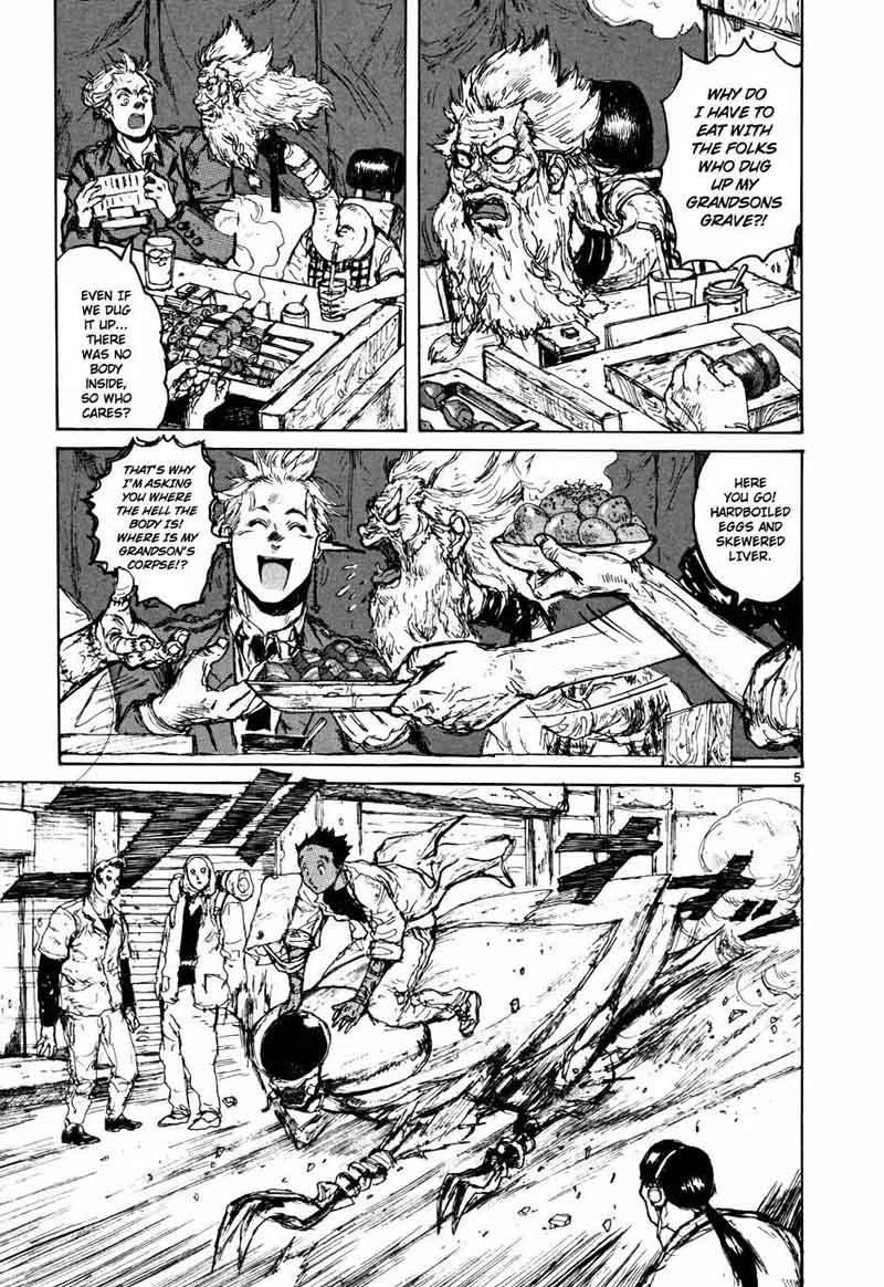Dorohedoro, Chapter 58 image 005