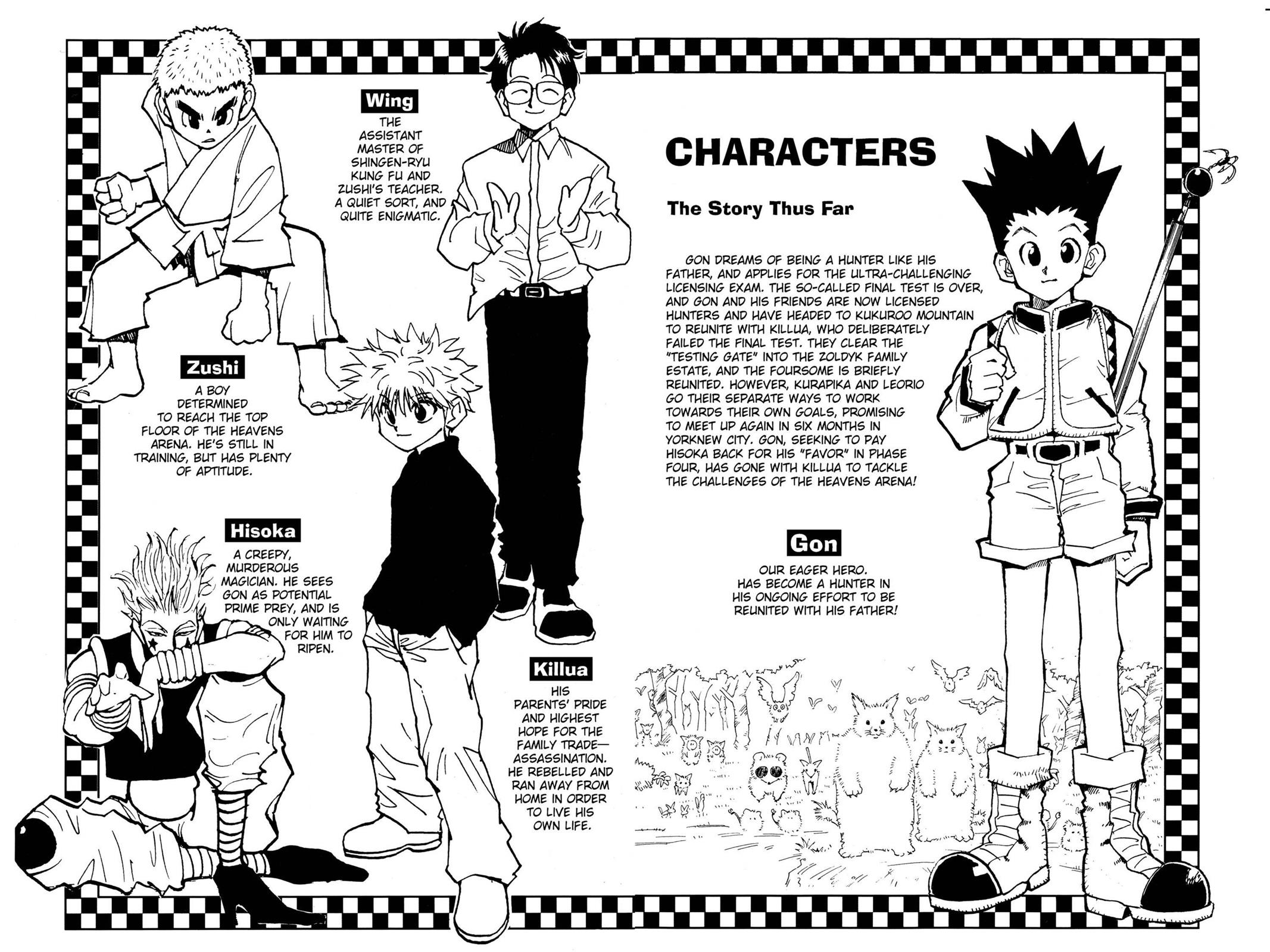 Hunter X Hunter, Chapter 45 image 005