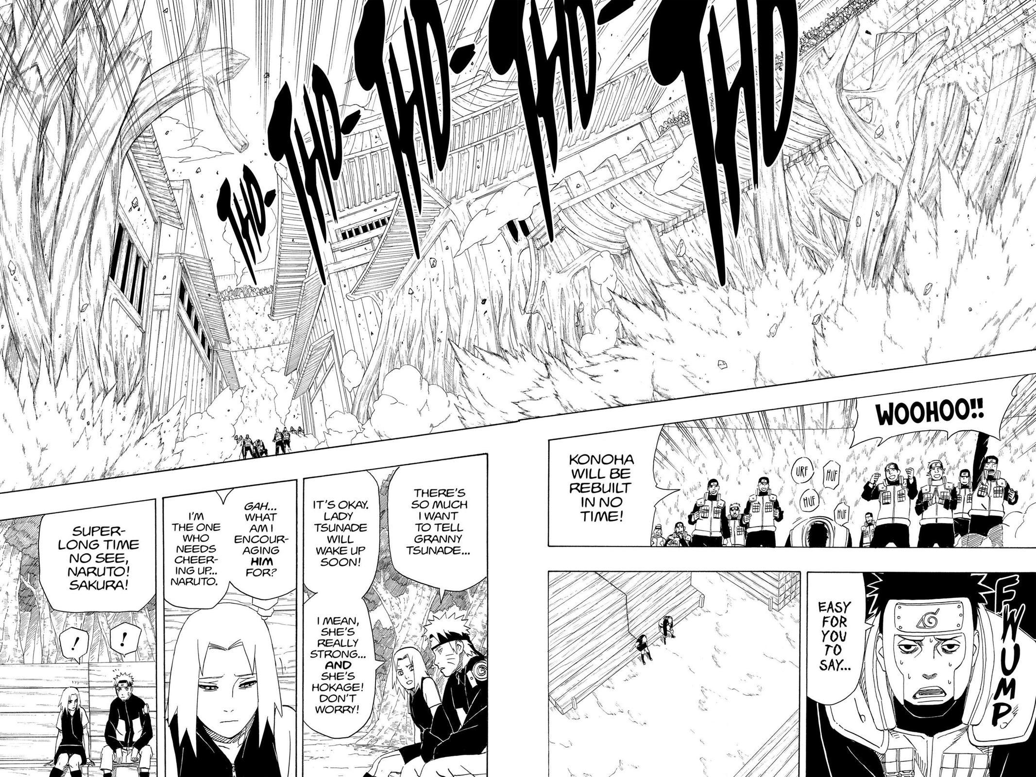 Naruto, Chapter 451 image 002