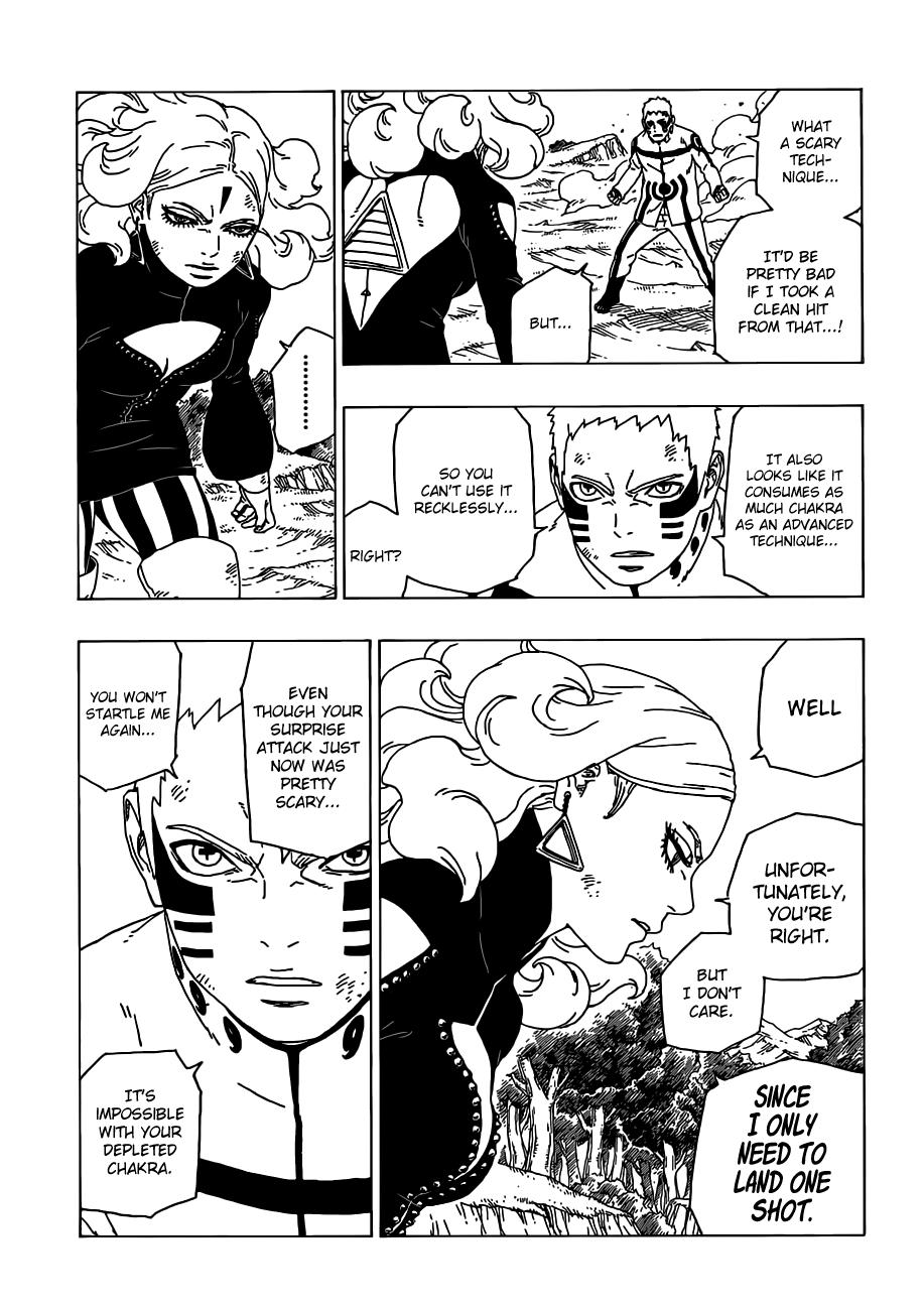 Boruto Manga, Chapter 32 image 020