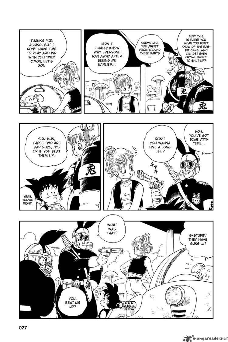 Dragon Ball, Chapter 16 image 010
