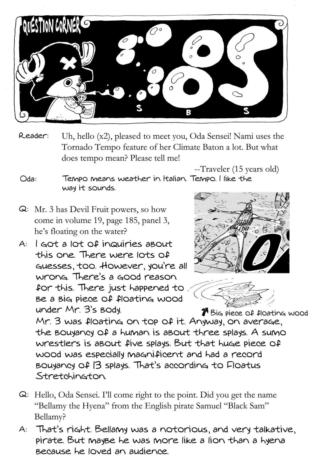 One Piece, Chapter 230 image 020
