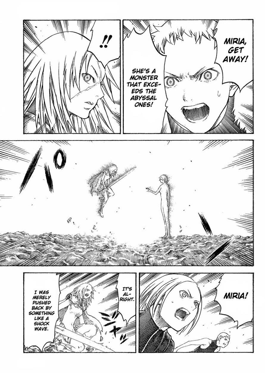 Claymore, Chapter 125 image 021