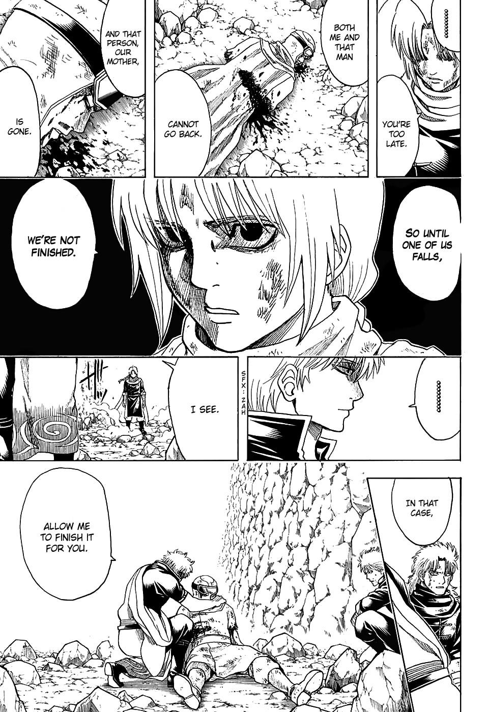 Gintama Chapter, 584 image 007