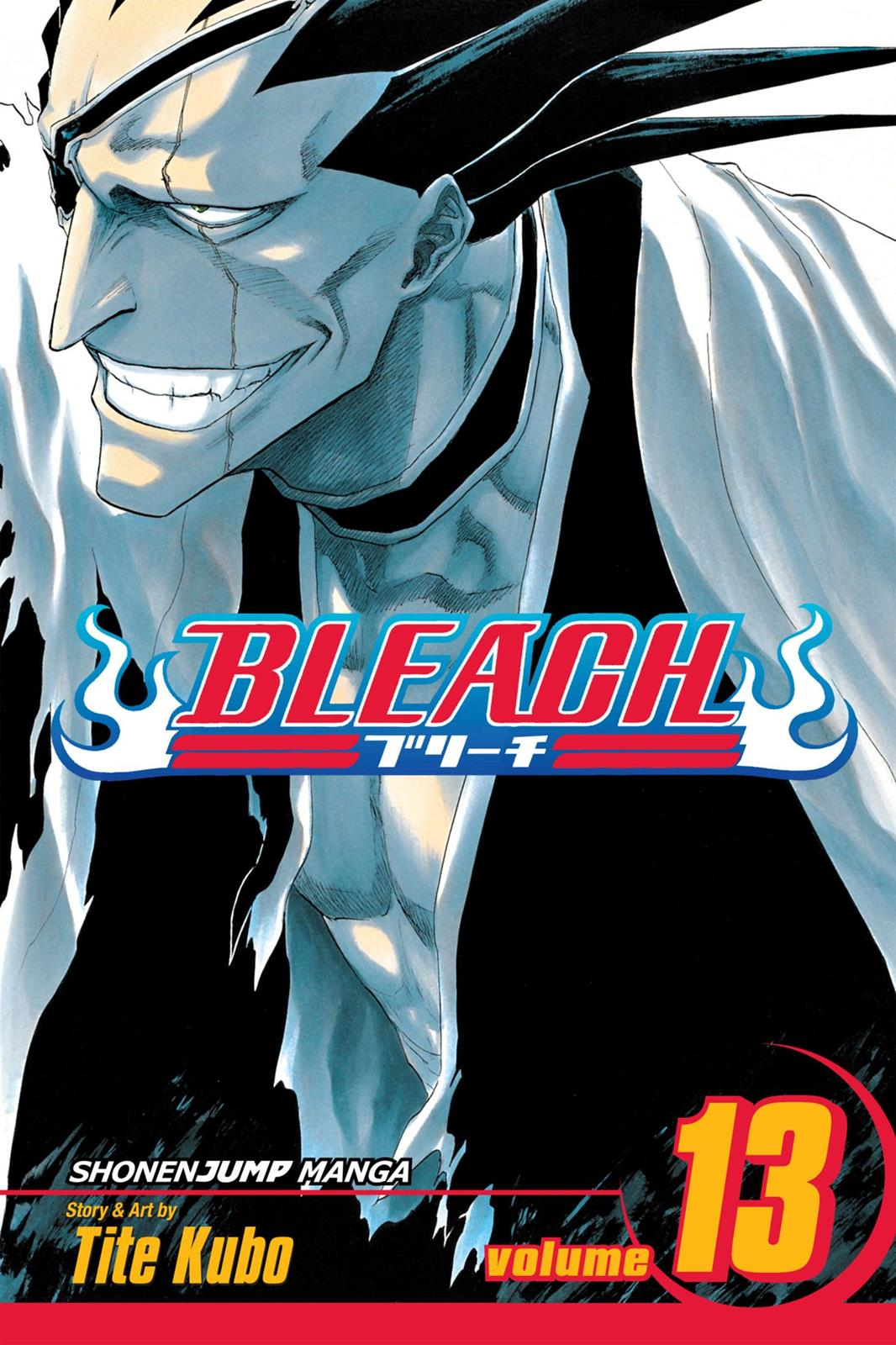 Bleach, Chapter 108 image 001