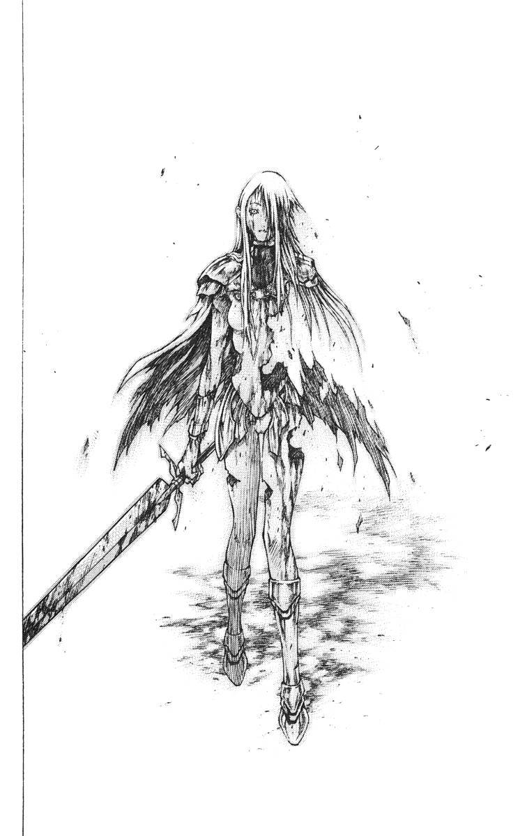 Claymore, Chapter 41 image 025
