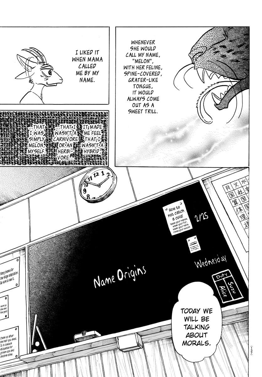 Beastars Manga, Chapter 162 image 009