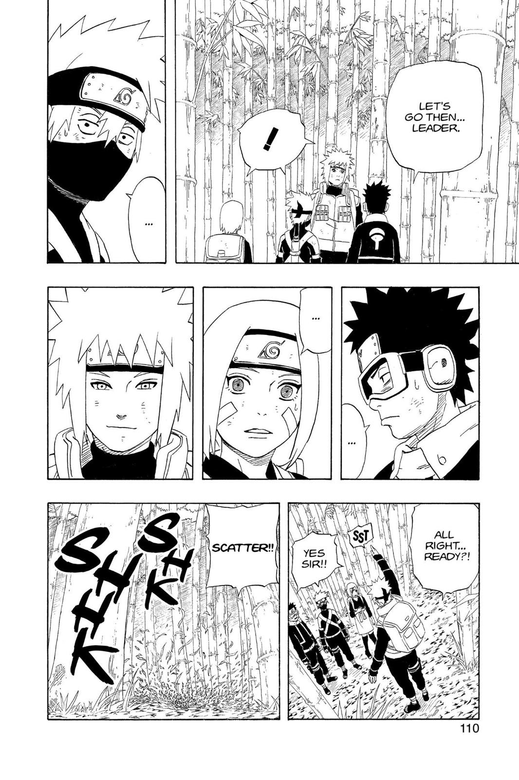 Naruto, Chapter 241 image 004
