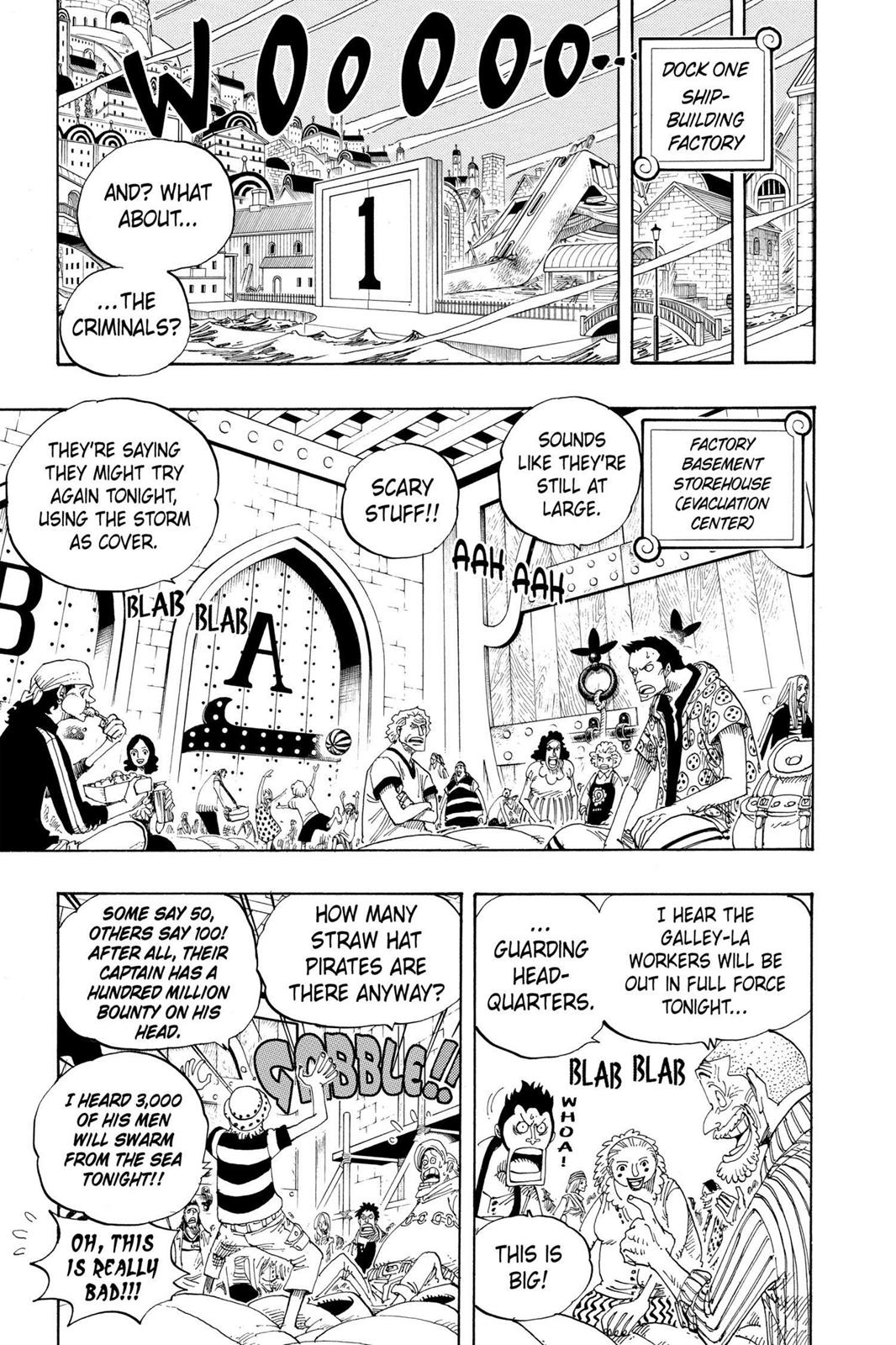 One Piece, Chapter 341 image 015