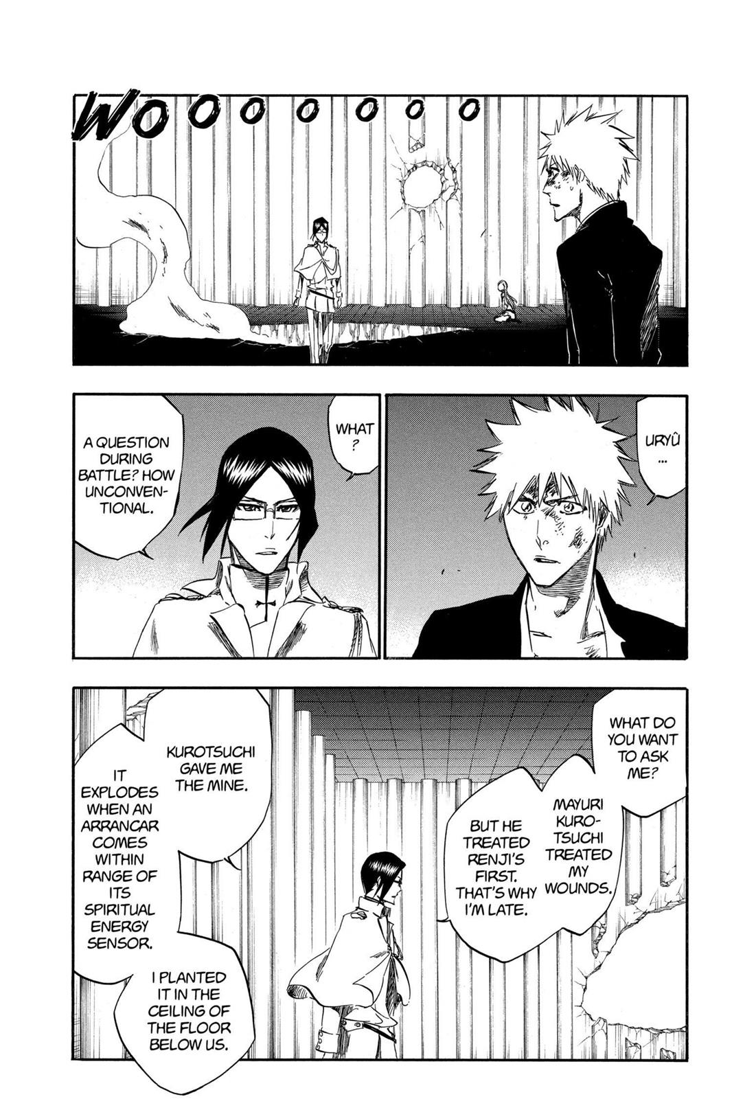 Bleach, Chapter 344 image 006