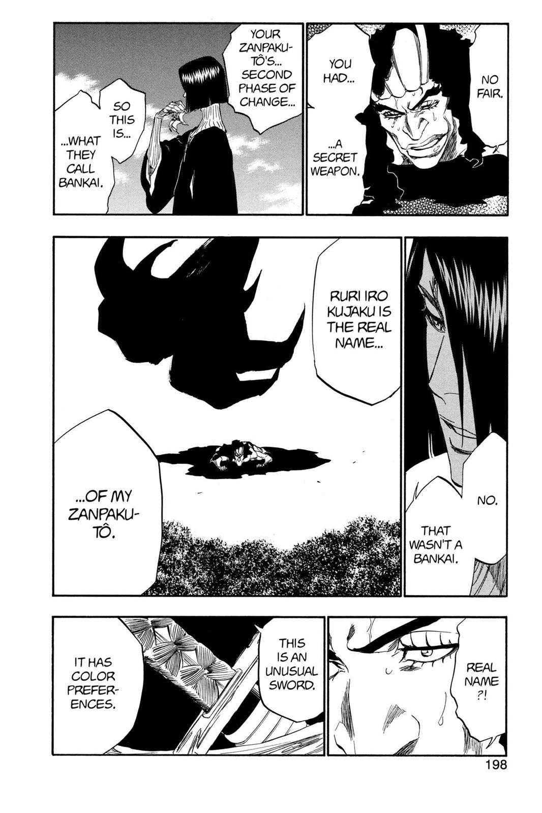 Bleach, Chapter 322 image 004