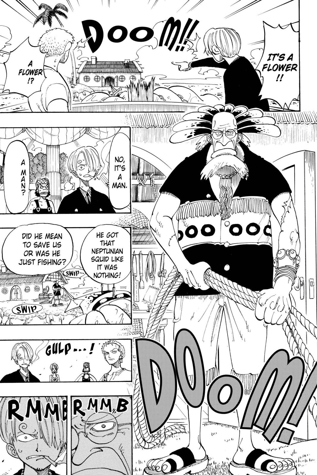 One Piece, Chapter 103 image 002