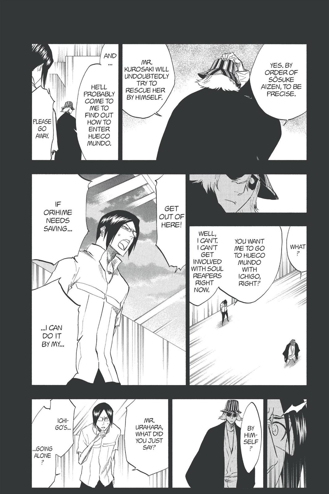 Bleach, Chapter 241 image 006