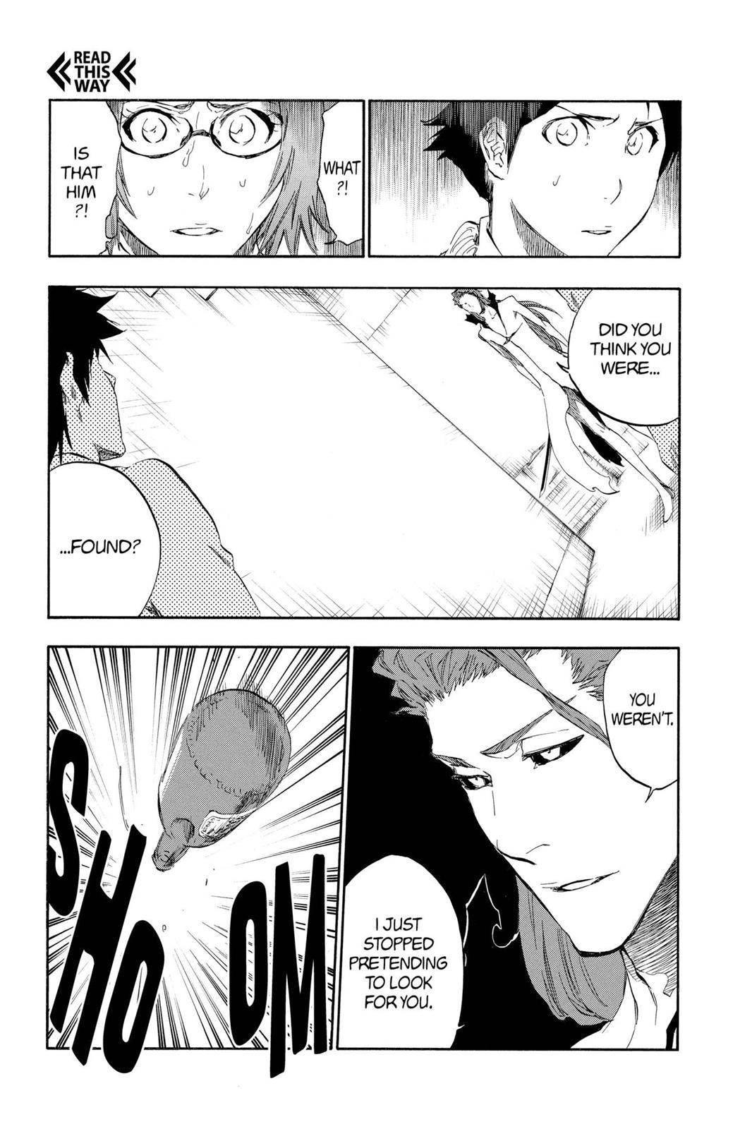 Bleach, Chapter 413 image 011