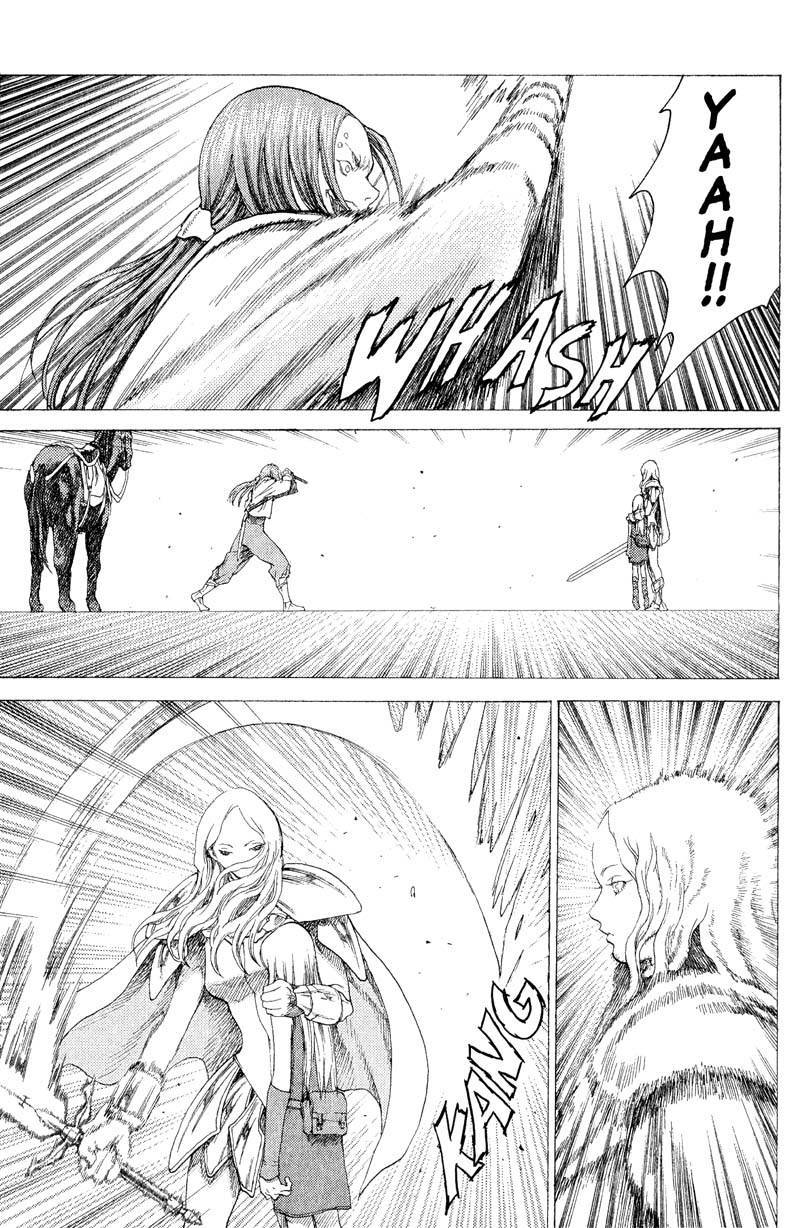 Claymore, Chapter 17 image 004