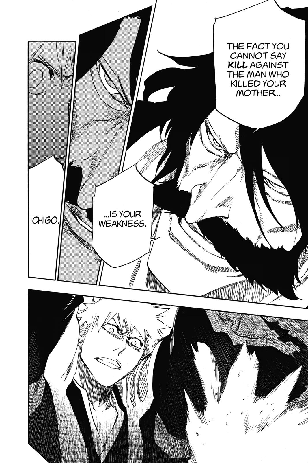 Bleach, Chapter 619 image 006