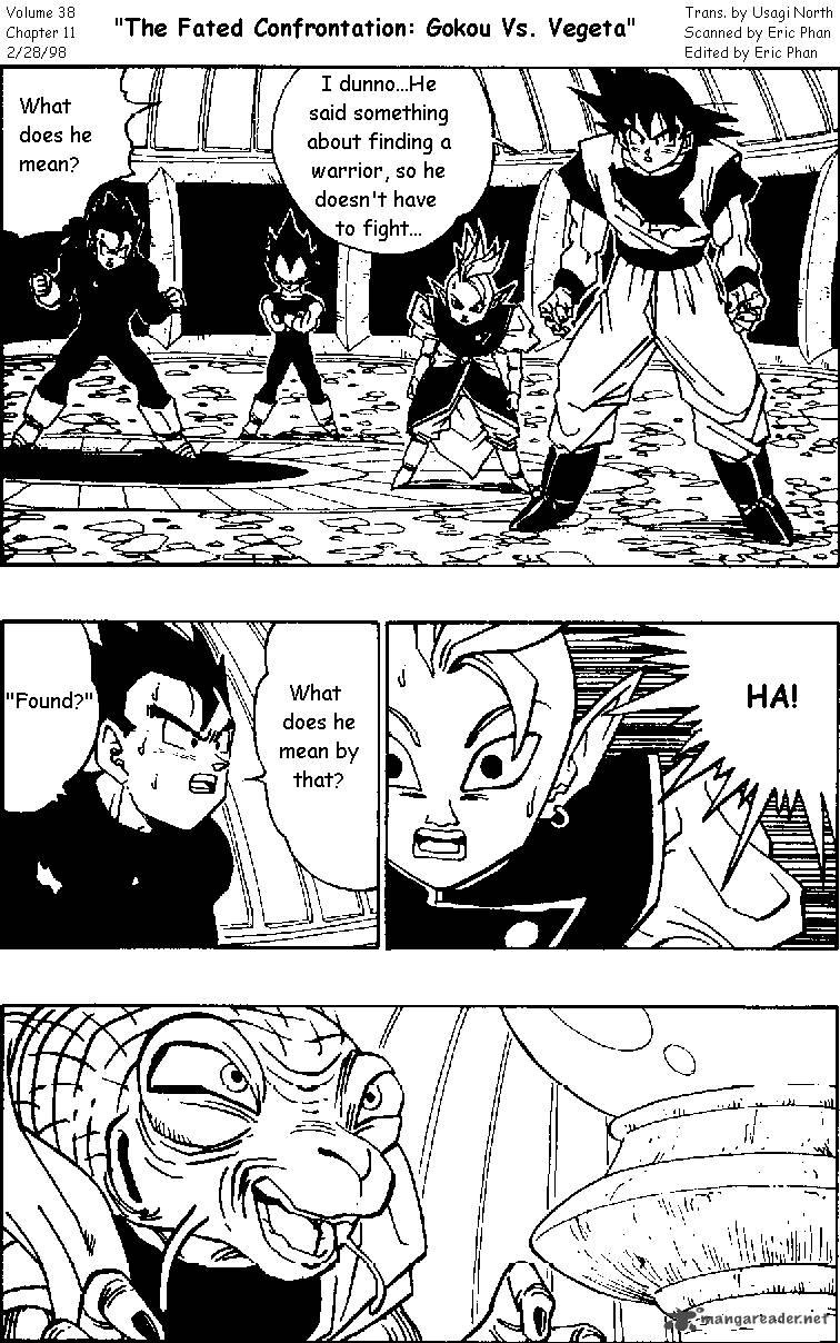 Dragon Ball, Chapter 457 image 001