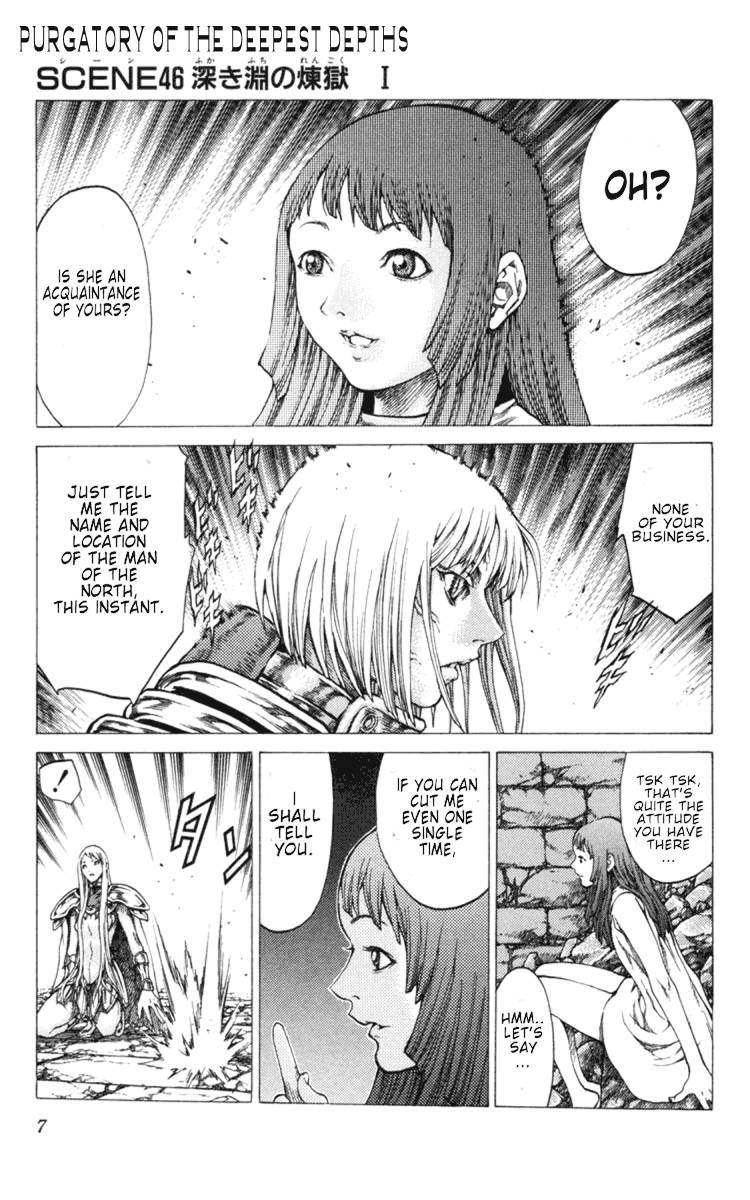 Claymore, Chapter 46 image 009