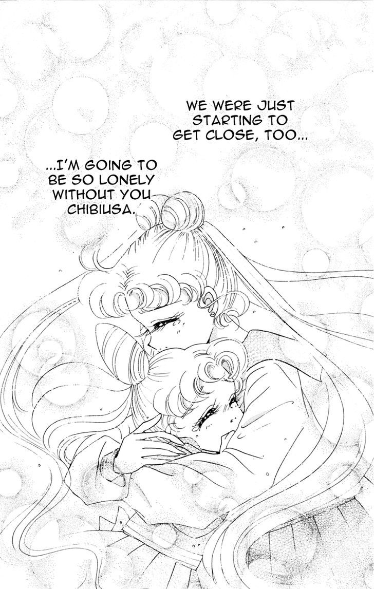 Sailor Moon, Cahpter 26 image 050