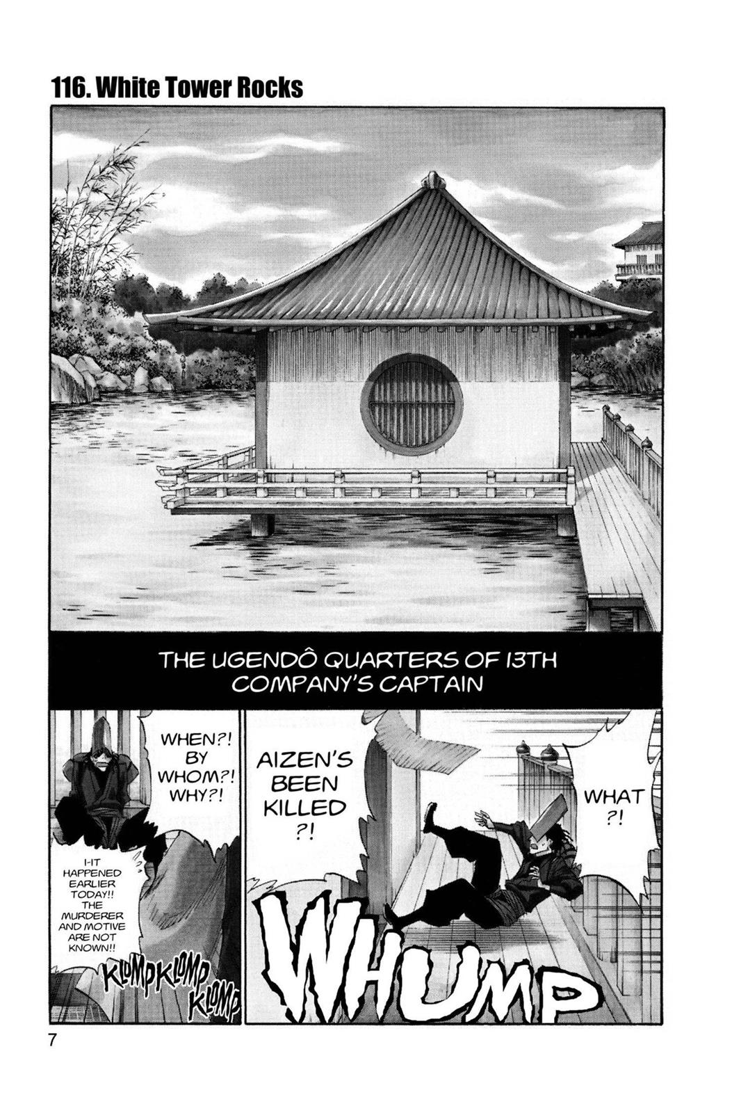 Bleach, Chapter 116 image 008