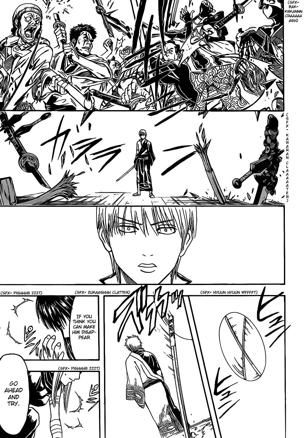 Gintama Chapter, 378 image 013