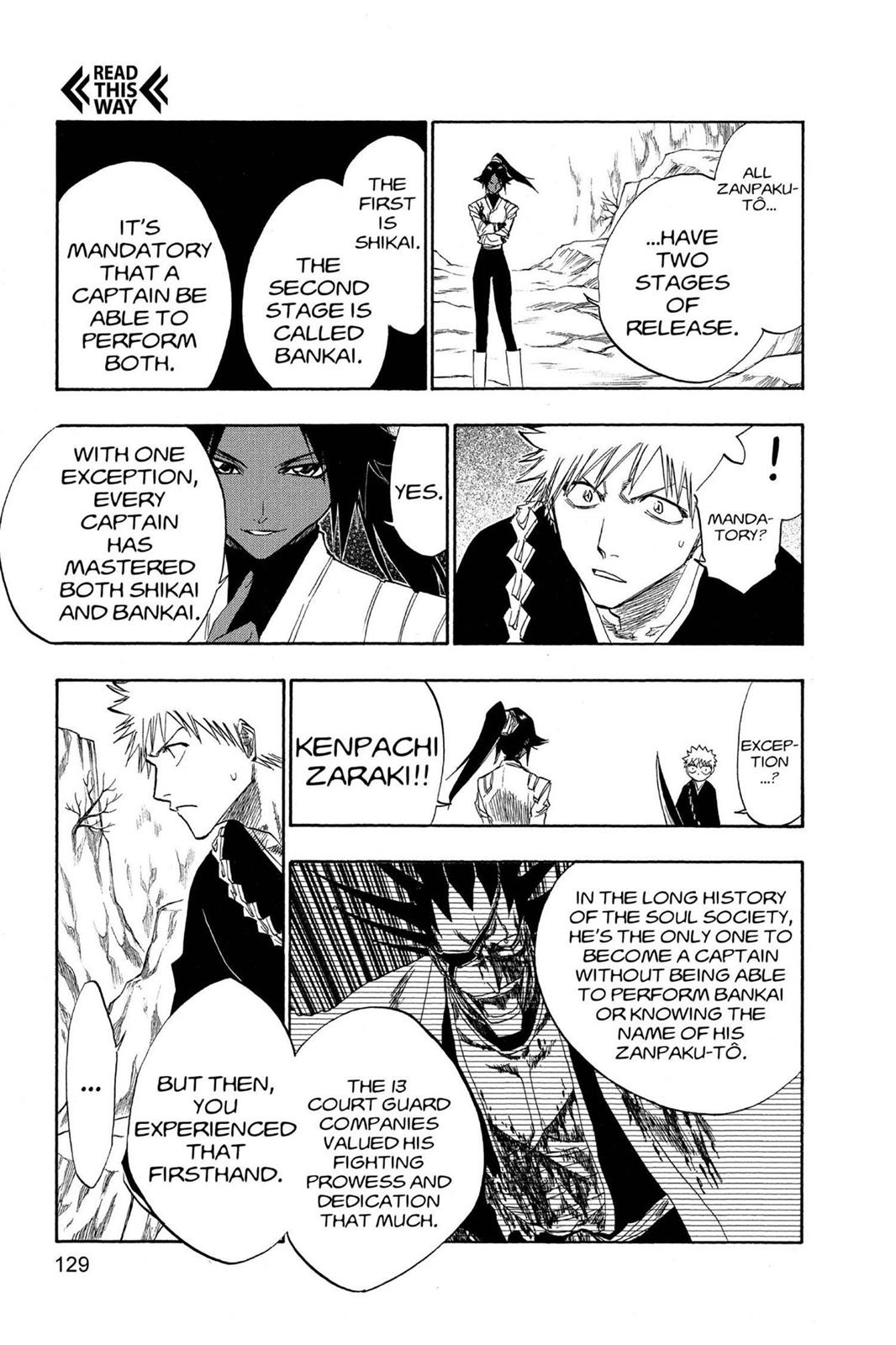Bleach, Chapter 120 image 009