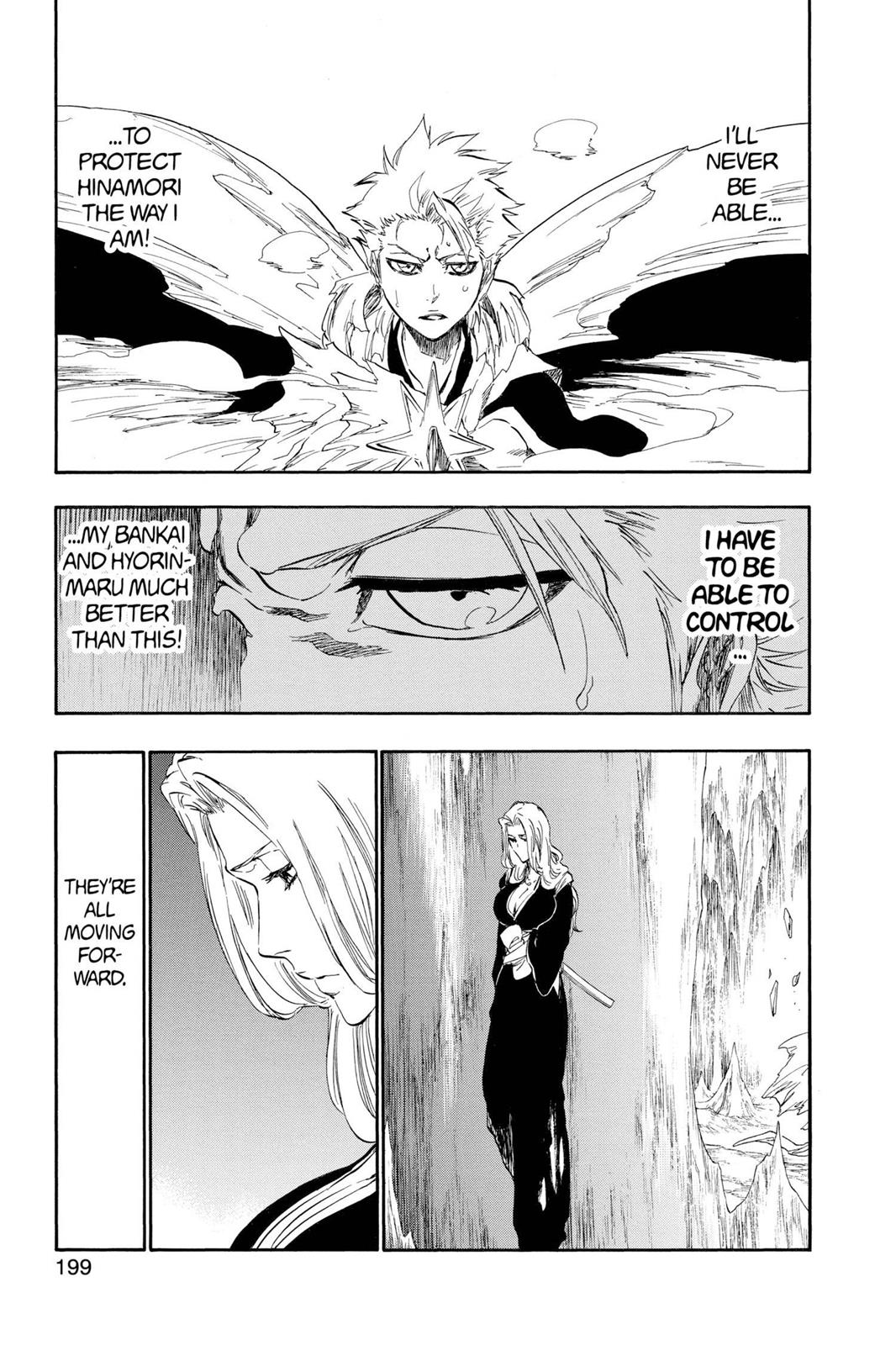 Bleach, Chapter 423 image 009