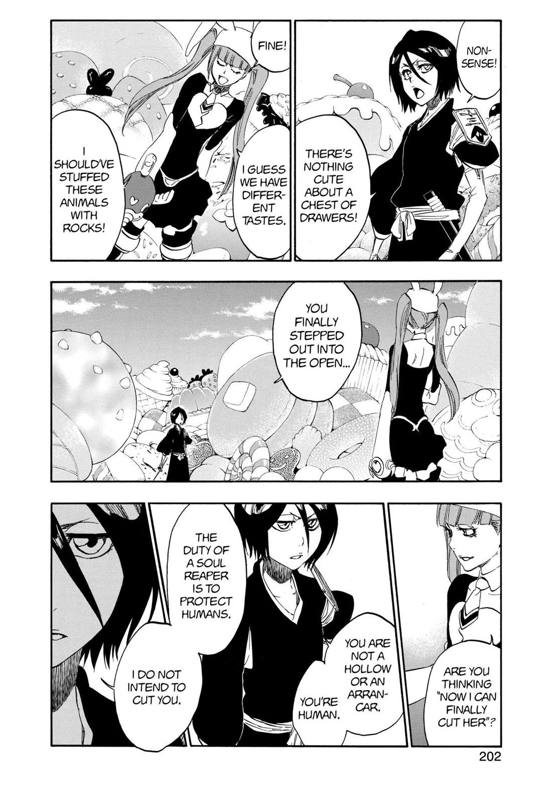 Bleach, Chapter 469 image 013