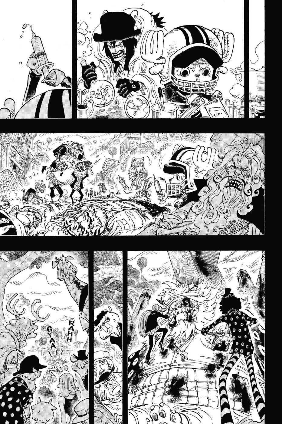 One Piece, Chapter 811 image 013
