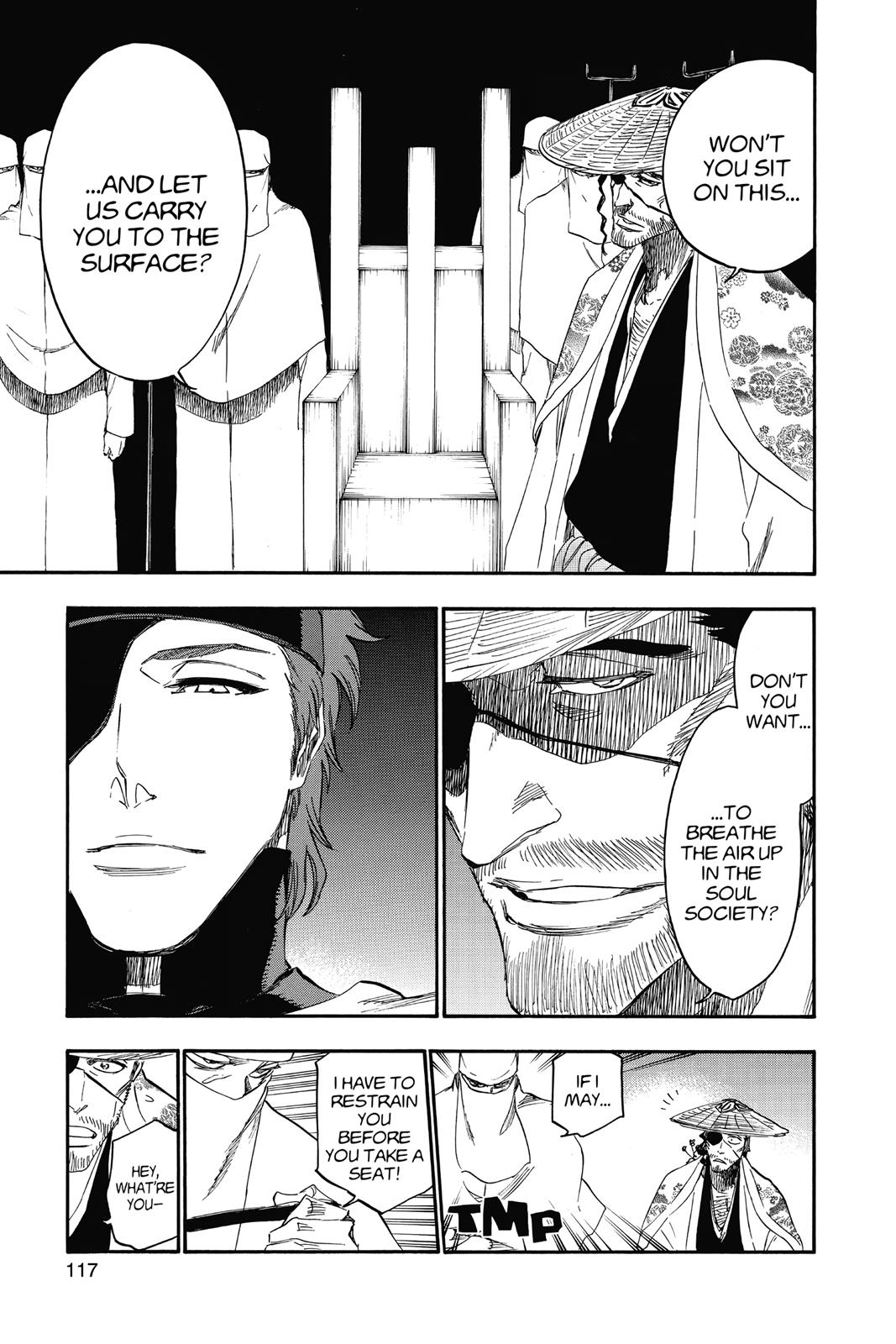 Bleach, Chapter 618 image 005