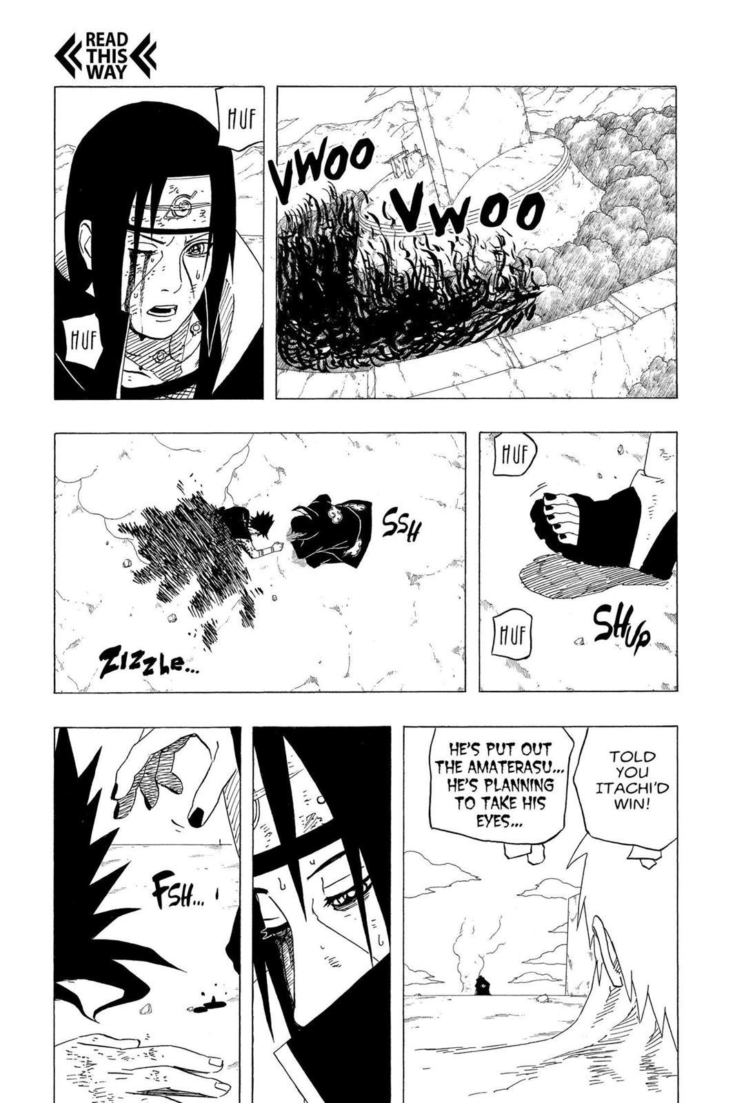 Naruto, Chapter 390 image 013
