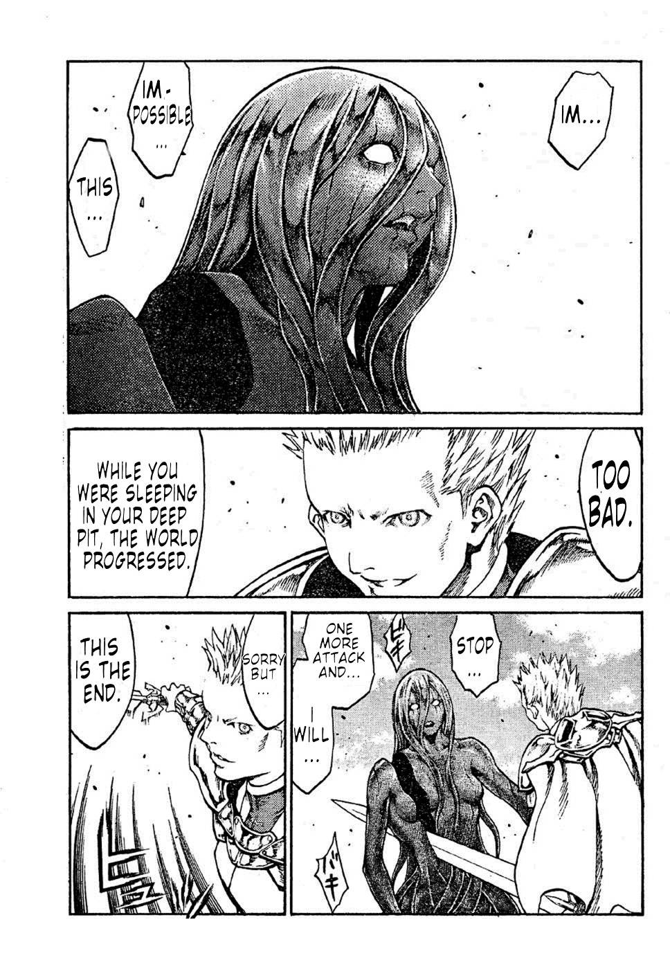Claymore, Chapter 70 image 004