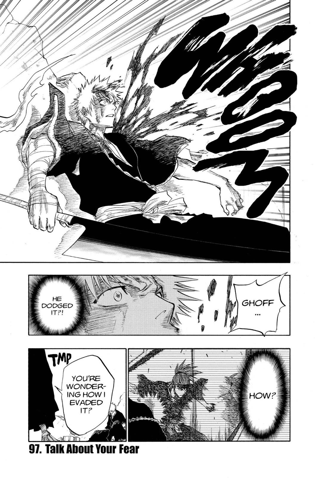 Bleach, Chapter 97 image 001