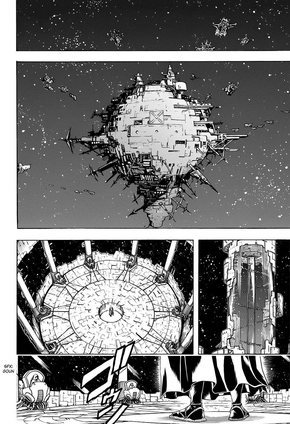 Gintama Chapter, 554 image 003