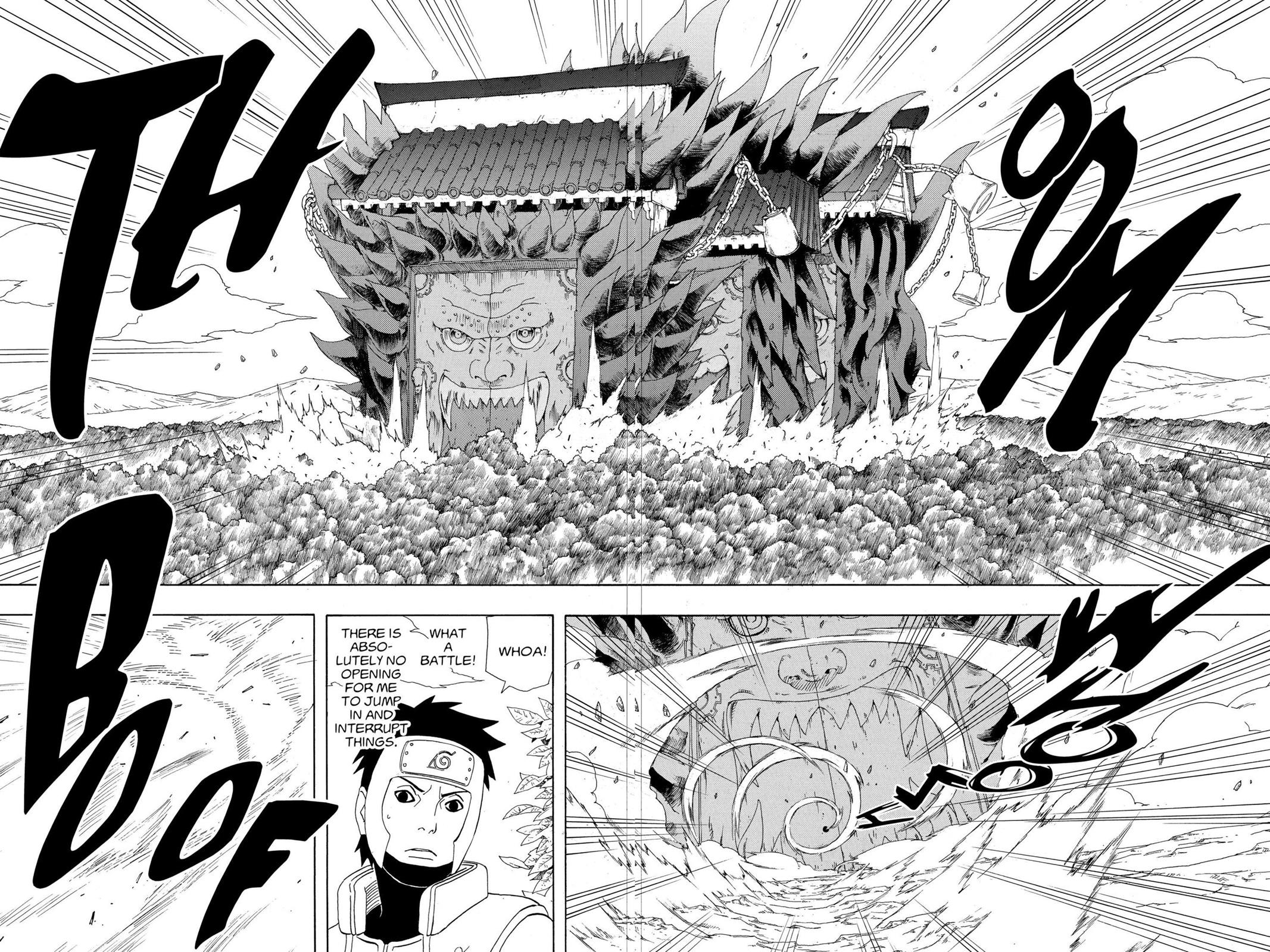 Naruto, Chapter 295 image 008