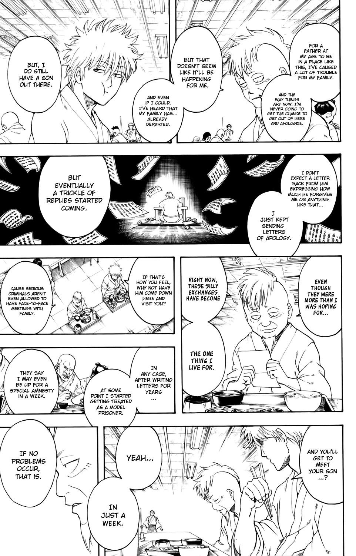 Gintama Chapter, 340 image 009