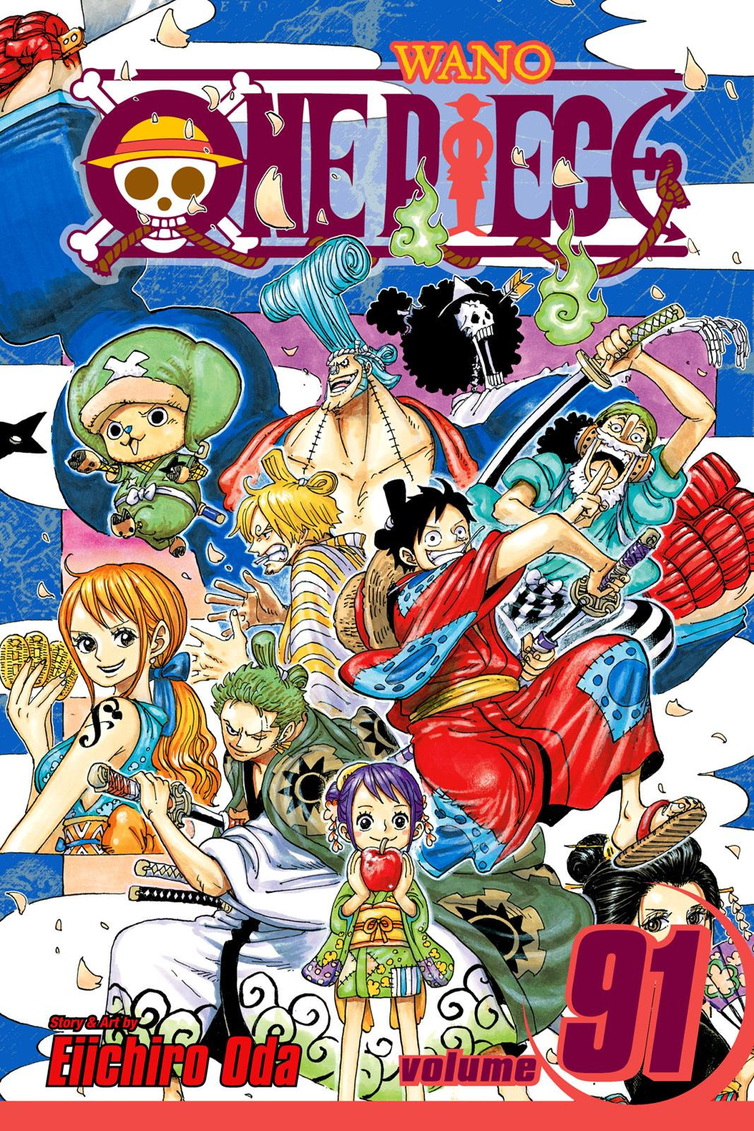 One Piece, Chapter 911 image 001