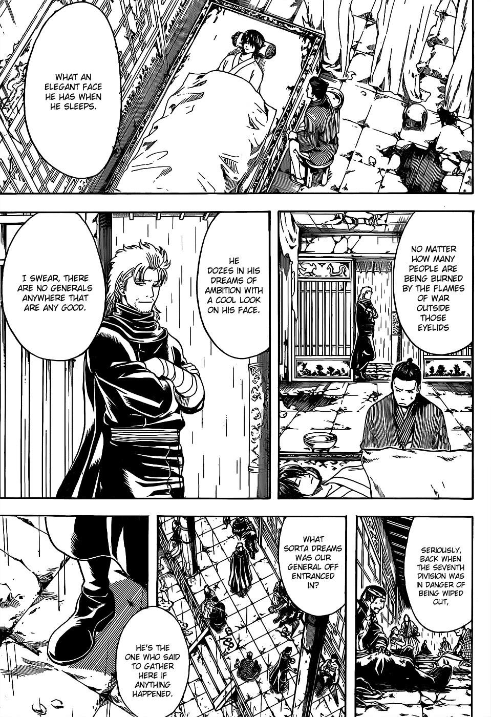Gintama Chapter, 558 image 015