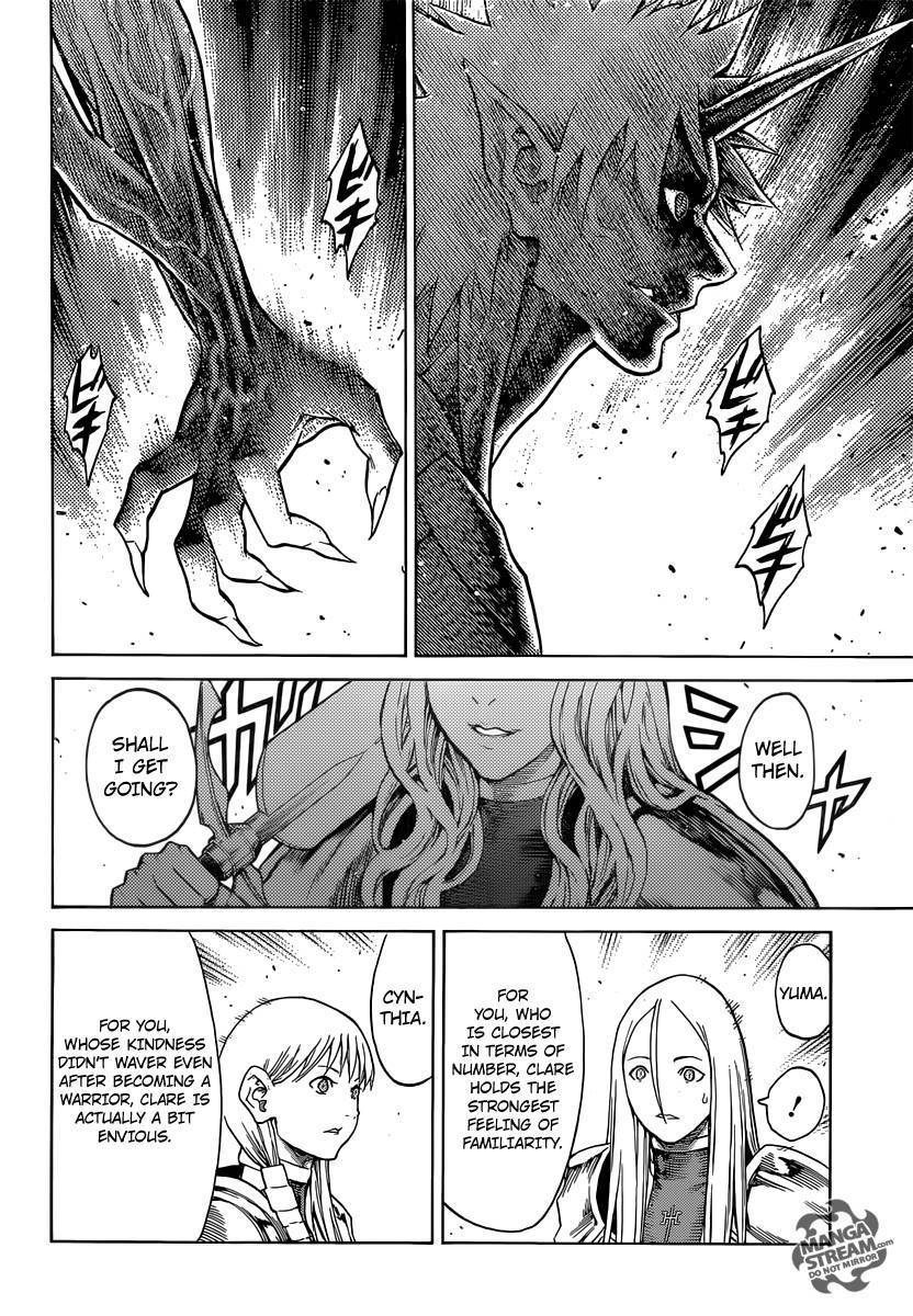 Claymore, Chapter 152 image 014