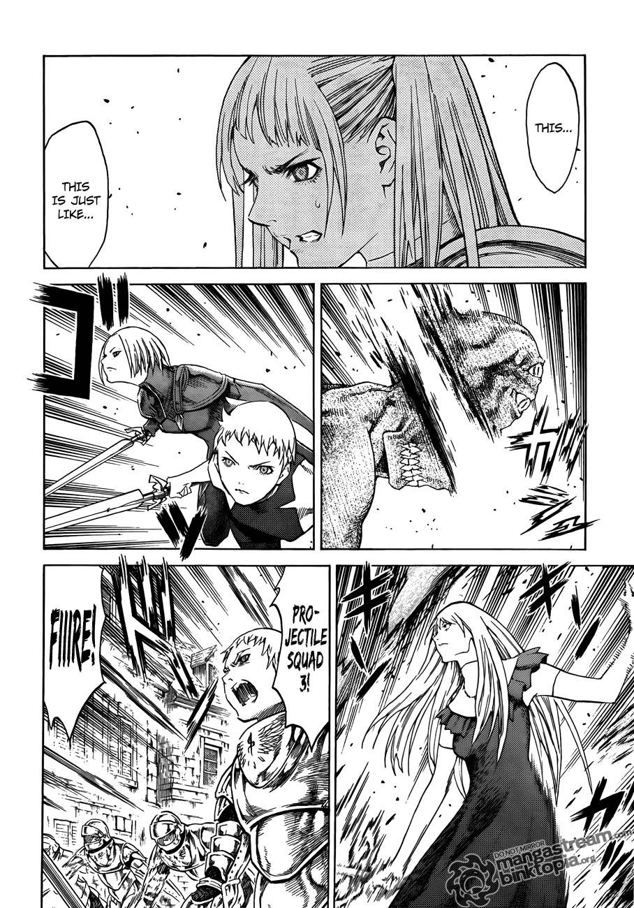 Claymore, Chapter 108 image 022