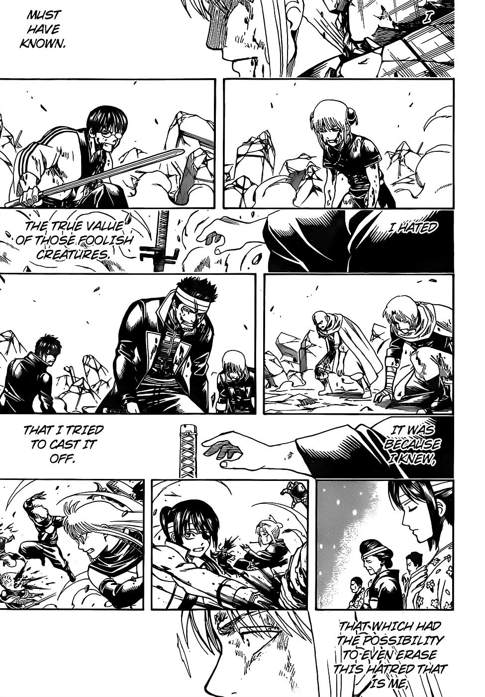 Gintama Chapter, 667 image 017