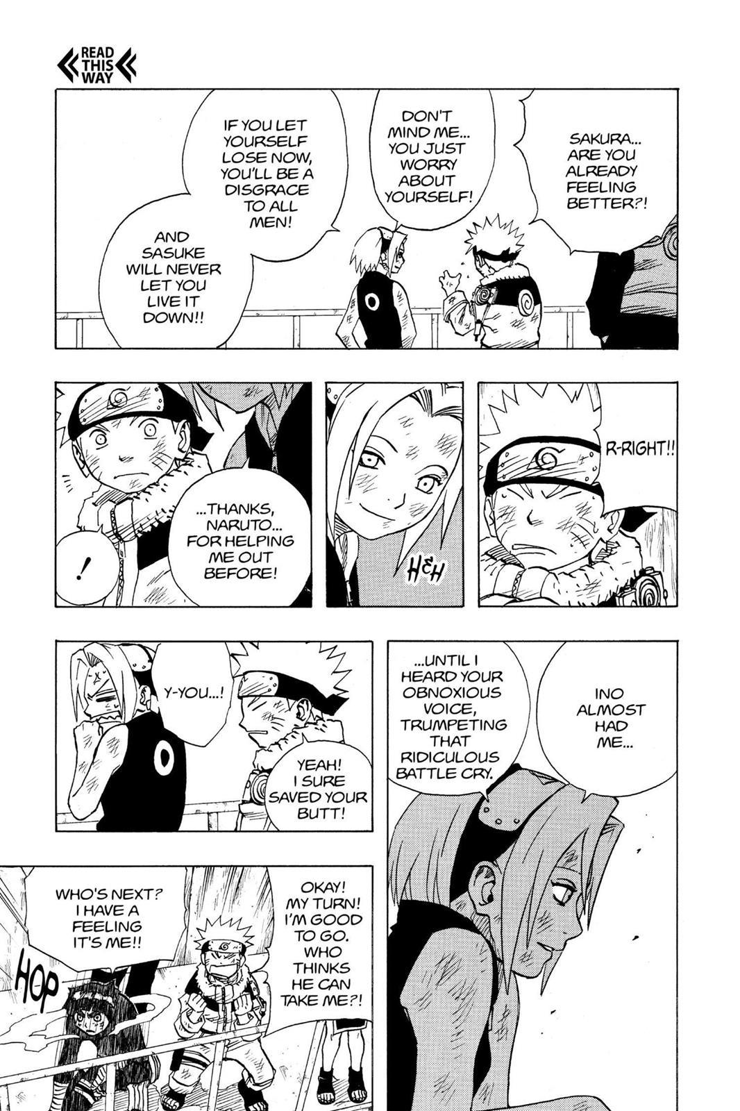 Naruto, Chapter 74 image 007